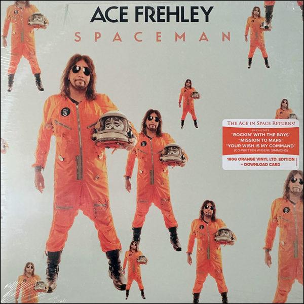 Ace Frehley: Spaceman (Indie Stores Orange Coloured Vinyl)