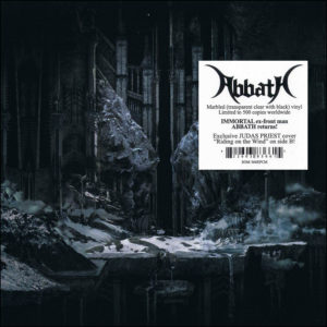 "Abbath: Count The Dead 7"" (Clear Vinyl)"