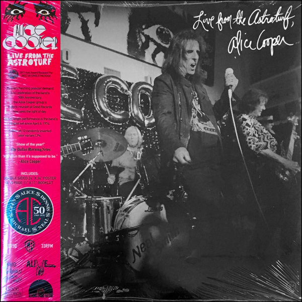 Alice Cooper: Live From The Astroturf