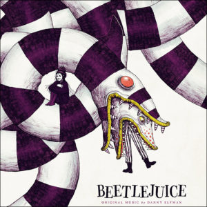 Beetlejuice: Soundtrack (Exclusive Coloured Vinyl)