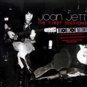 Joan Jett: The First Sessions (RSD Edition - Coloured Vinyl)