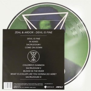 Zeal And Ardor: Devil Is Fine (Picture Disc)