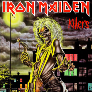 Iron Maiden: Killers (The Studio Collection)