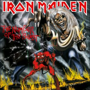 Iron Maiden: The Number Of The Beast (The Studio Collection)