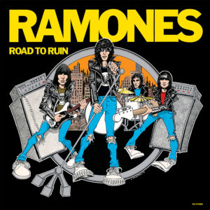 Ramones: Road To Ruin (2019 Coloured Vinyl)