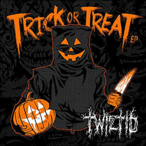Twiztid: Trick Or Treat (Orange/White/Black Vinyl)