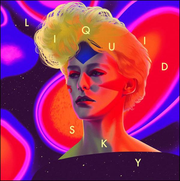 Liquid Sky: KISS (Soundtrack - Coloured Vinyl)